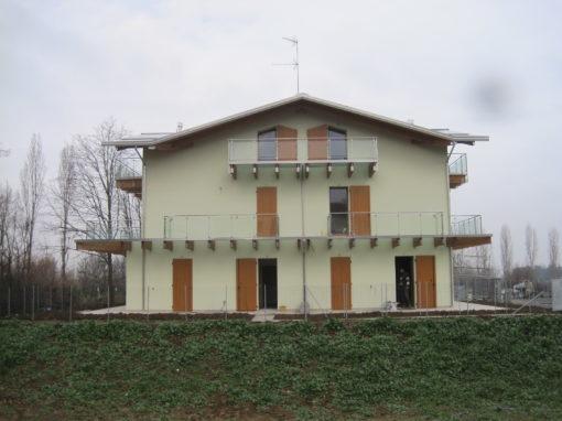 Villa a Zolino Glass&Wood Imola