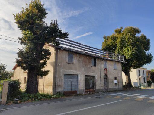 Villa a Imola in via Campanella con giardino – Bonus 110% Ristrutturare