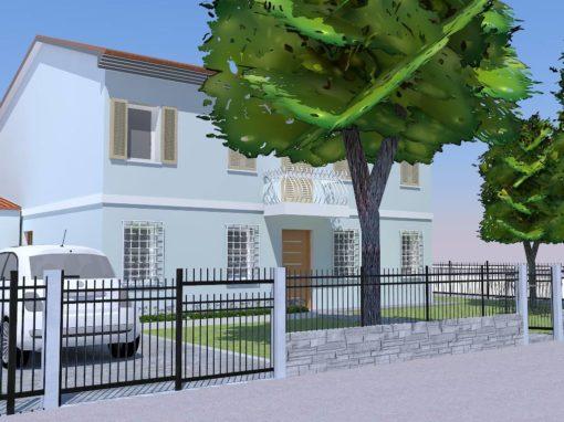 Villa con Parco e Cascina