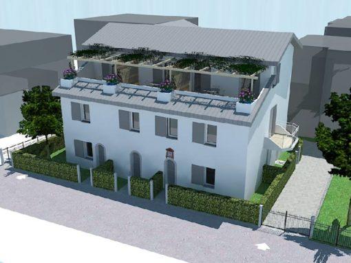 Villa con Giardino Imola Campanella