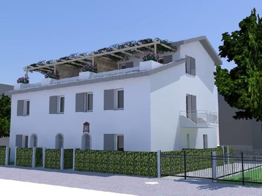 Villa con Giardino indipendente Imola Campanella