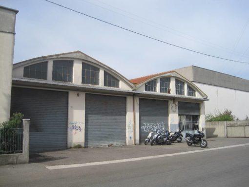 Magazzino Deposito Stazione a Imola