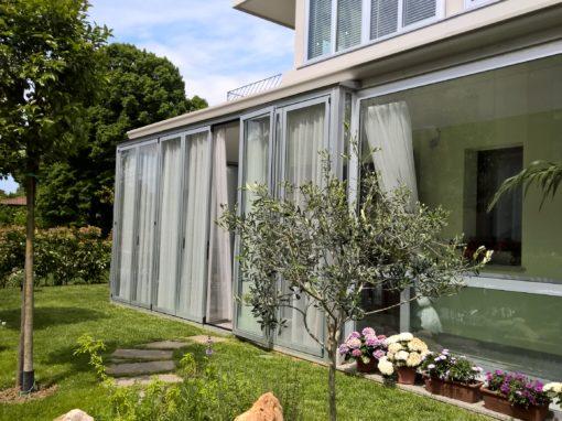 Villa con giardino a Zolino
