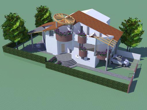Villa della Ruota Bagnacavallo