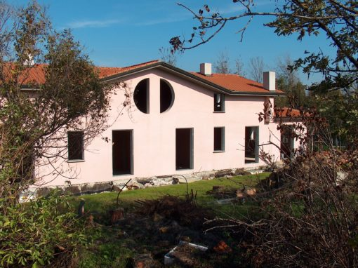 Villa Imola Tre Monti con Giardino