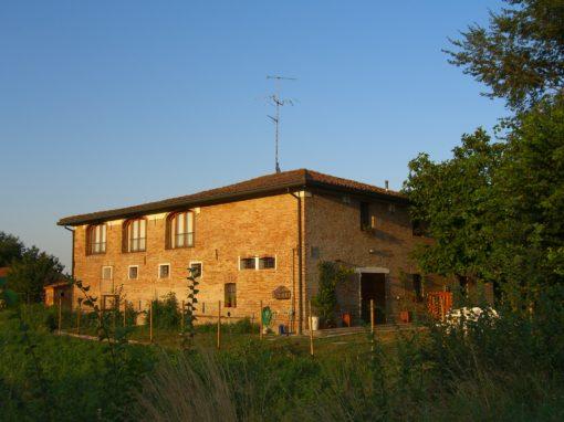 Casa indipendente con Giardino in affitto a Imola