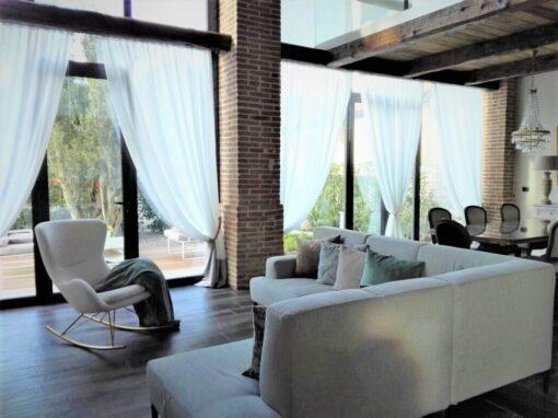 Villa a Imola – Rustico Ristrutturato con giardino e piscina – Luxury Estate Italy