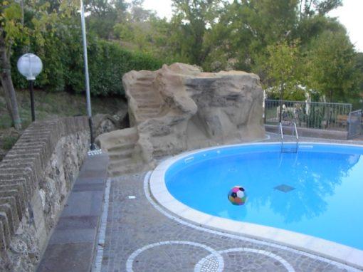 Villa con piscina e giardino a Castel San Pietro Terme Via Tanari U4