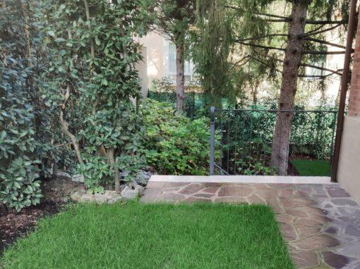 Villa Quartiere Campanella con giardino a Imola – Bologna U3